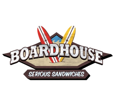 Boardhouse Sandwiches Logo