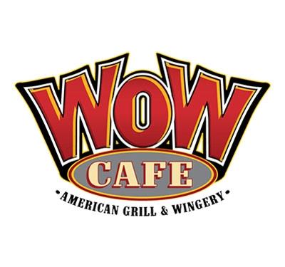 WOW Cafe Logo