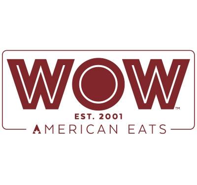 WOW American Eats Logo